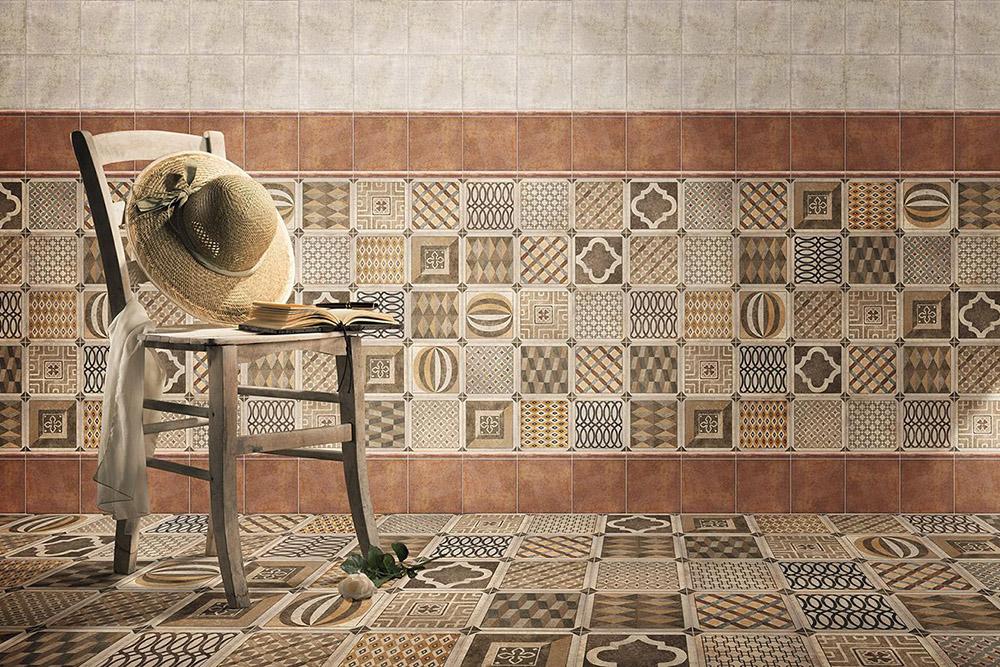 Выбираем правильно: испанская плитка для пола и стен в кухне и ванной комнате