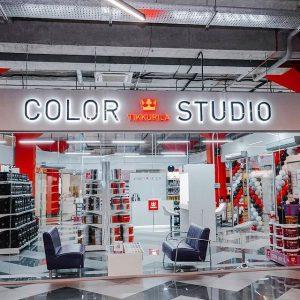 Магазин красок Тиккурила в Одессе